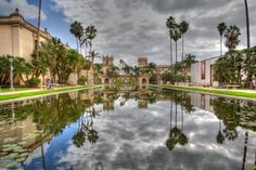 Balboa Park in San Diego, CA is one of the most beautiful places I have ever been.
