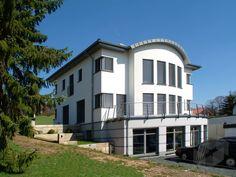 Feng Shui von Albert Haus Wohnfläche gesamt206,31 m² Zimmeranzahl11  | Stadtvilla | Walmdach