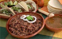 comidas mexicanas con recetas - Buscar con Google