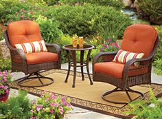 1000 images about better homes and gardens room refresh - Better homes and gardens bistro set ...