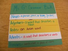 foldables | The Classic Crafter: Language Arts Tuesday: More Foldables!!