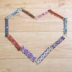 Joyeuse Saint Valentin  #chamane #chamanebijoux #saintvalentin #stvalentin #valentin #valentines #valentine #ideecadeau #bracelet #manchette #beadsbracelet #faitmain #bijoux #fantaisie #bijouxfantaisie #eshop #alittlemarket