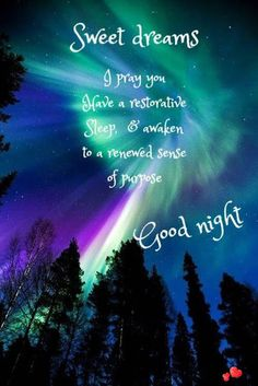 good night and sweet dreams Good Night Thoughts, Lovely Good Night, Good Night Love Quotes, Beautiful Good Night Images, Good Night Prayer, Good Night Friends, Good Night Blessings, Good Night Gif, Good Night Images Hd