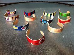 Manualidades: pulseras con palitos de helados | Decoideas.Net