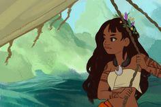 moana disney old animation style Moana Disney, Disney Princess, Princess Moana, Princess Movies, Disney Fan Art, Disney Love, Disney Magic, Disney And Dreamworks, Disney Pixar