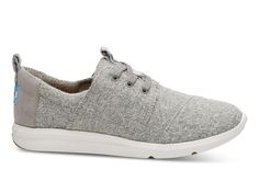 In a neutral grey, this sneaker likes to let others do the talking. A small-batch, limited edition shoe.