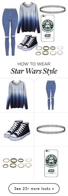 """Untitled #1320"" by rachaelsixx on Polyvore featuring Topshop, women's clothing, women, female, woman, misses and juniors"