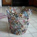 Reciclando para algo util