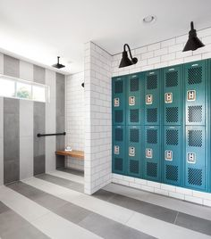 Idea, techniques, also quick guide in the interest of receiving the very best outcome and also ensuring the maximum use of Simple Bathroom Ideas Locker Room Bathroom, Bathroom Red, Modern Bathroom, Small Bathroom, Washroom, Pool Bathroom, Bathroom Cabinets, Laundry Room, New Bathroom Ideas