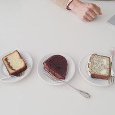 週末撮影  ケーキとコーヒーで休憩 by yukowatanabe520