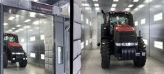 GFS Launches Redesigned Large Equipment Paint Booth Line - GFS Booth Blog