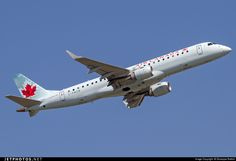 Embraer 190-100IGW C-FMZW 19000124 Vancouver Int'l Airport - CYVR