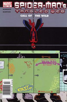 Spider-Man's Tangled Web #19