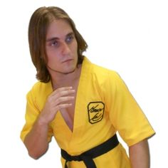 Check out the Bruce Lee Yellow Karate Gi Costume at www.karatemart.com