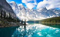 Canada is offering free admission to its wondrous national parks in 2017, to celebrate the country's 150th birthday. Here's where to stay.
