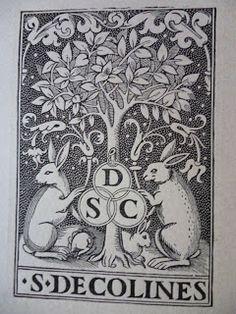 Le Blog du Bibliophile, des Bibliophiles, de la Bibliophilie et des Livres Anciens: Les marques typographiques ou marques d'imprimeurs, plaisirs secrets du bibliophile