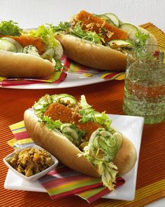 Unser beliebtes Rezept für Fisch Burger und mehr als 55.000 weitere kostenlose Rezepte auf LECKER.de.