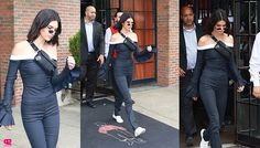 KENDALL JENNER'S CASUAL CHIC STYLE FOR NYC FASHION WEEK!!! More on celebsgo.com