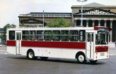 Ikarus 669 Prototype '1973