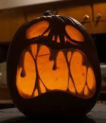 Image result for pumpkin carving cat