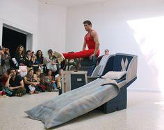 Jennifer Allora & Guillermo Calzadilla's US Pavilion at the 2011 Venice Biennale