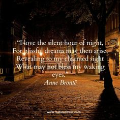 Culture Street | Quote of the Day from Anne Bronte