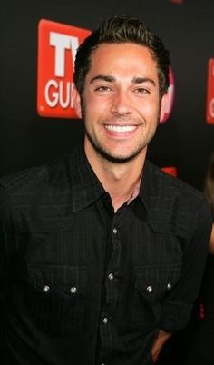 Zachary Levi. This is the guy who plays Flynn/Eugene in Tangled. LOOK AT HIM! IT IS EUGENE!!!