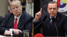 "Trump vows NATO support in call with Turkish leader. Turkish President Tayyip Erdogan and US President Donald Trump agreed in a phone call overnight to act together regarding the Islamic State controlled Syrian towns of al-Bab and Raqqa, Turkish presidential sources said on Wednesday. ""Today we deliver a message in one very unified voice to these forces of death and destruction - America and its allies will defeat you,"" Trump said as he visited US Central Command."