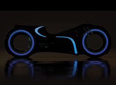 Working Tron cycle | Absurdly rich 'Tron' fans could own a working light cycle for $40,000