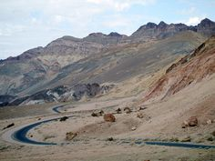 Artists Drive - Death Valley National Park   Flickr - Photo Sharing!
