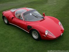 Alfa Romeo Tipo 33 Stradale (1968)
