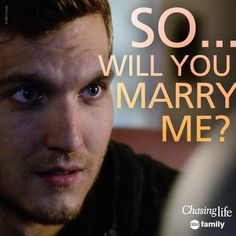 """S1 Ep21 """"One Day"""" - She. Said. YES. #ChasingLife"""