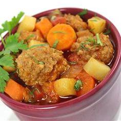 Albondigas @Allrecipes.com ***Recipe Remix w/ #JvilleKitchen Italian Sausages