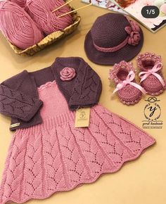 Frocks For Babies, Baby Girl Frocks, Frocks For Girls, Dresses Kids Girl, Crochet Bow Pattern, Crochet Bows, Handmade Baby Blankets, Handmade Baby Gifts, Sweater Knitting Patterns