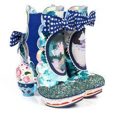 Les chaussures Alice au pays des merveilles par Irregular Choice - http://www.2tout2rien.fr/les-chaussures-alice-au-pays-des-merveilles-par-irregular-choice/