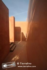 Tierrafino Stone Tadelakt, Excellent quality Moroccan Lime. Sandhaus Expo 2000 Hannover