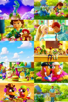 Toy Story 3       colours abound↦ toy story 3 (requested byironthrones)