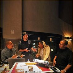 "Jay-Z Recruits An A-Team Of Nas, Beyonce, JT & More For Epic ""Magna Carta"" Track (DETAILS)"