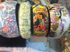 good idea decoupage bracelets. Do this with family pics as gifts?...