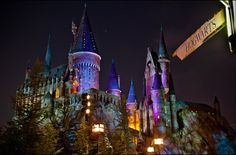 The Wizarding World of Harry Potter at Universal Studios, Florida | 32 Magical Destinations To Visit In This Lifetime