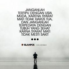 Reminder Quotes, Self Reminder, Islamic Inspirational Quotes, Islamic Quotes, Best Quotes, Life Quotes, Qoutes, Startup Quotes, Cinta Quotes