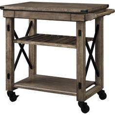 Pinaerii Home Decor On Rustic Farmhouse Chic  Pinterest Fair Rustic Kitchen Cart Review