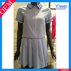 School Uniform High Quality Cheap Price Wholesale Uniform School for Girls #At_School, #girl