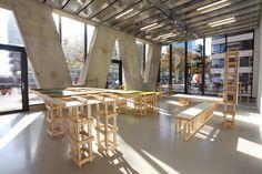 EventArchitectuur, Galerie VIVID