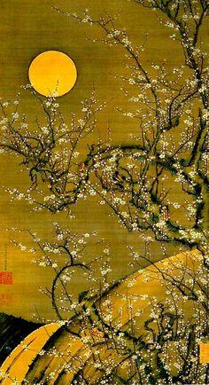 Itō Jakuchū, Japanese , 1716-1800                                                                                                                                                      Mais