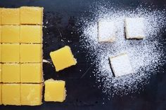 Meyer Lemon Bars with Olive Oil  Neurotic Baker