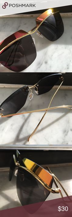 Beautiful Sunglasses #Shades #Sunnies Please let me know if any questions Accessories Sunglasses