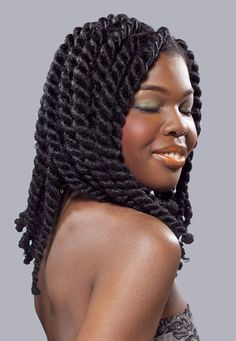 Awesome Big Short Senegalese Twist New Twist On Spring Styles Ask Anu Short Hairstyles For Black Women Fulllsitofus