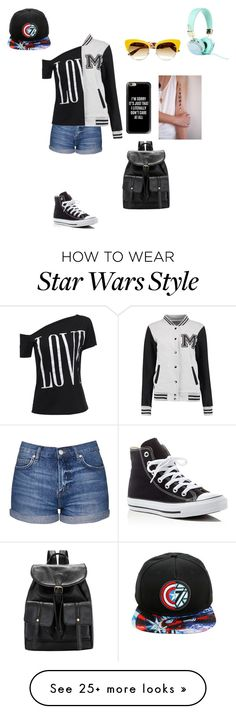 """Untitled #271"" by brackenc on Polyvore featuring Topshop, Converse, Dolce&Gabbana and Casetify"