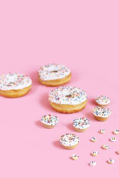 Aww, Sam: Donuts on Donuts on Donuts #sweets #donuts